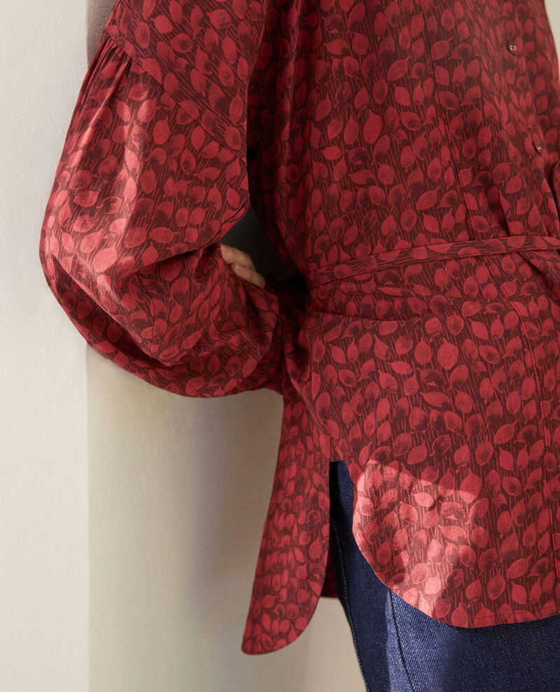 Blouse coupe ample LD RIO RED