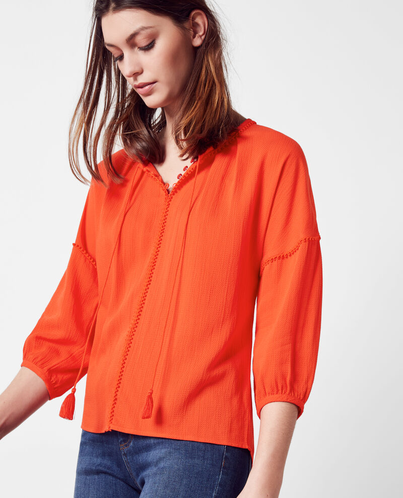 Blouse Candy apple 9bianca