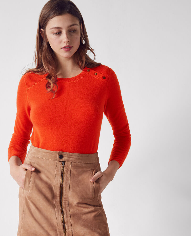 Pull en cachemire Candy apple Chica
