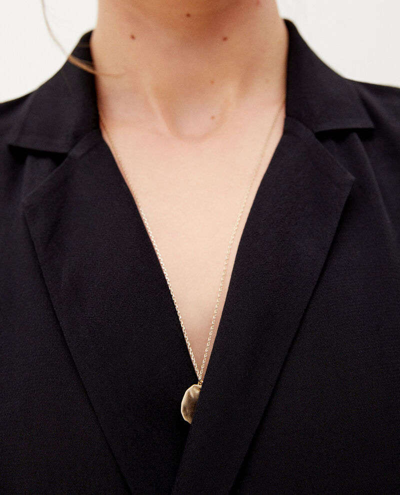 Collier long Gold Glace