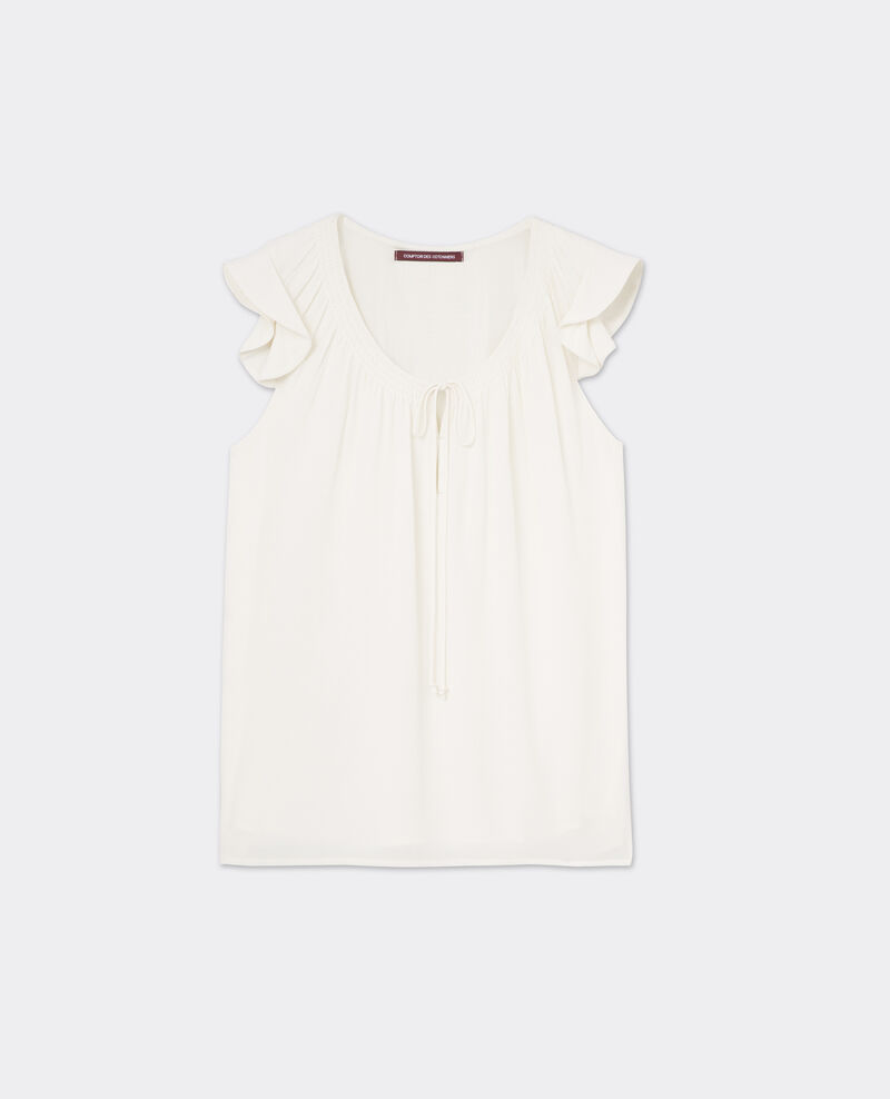 Top esprit bohème Off white Bolbao