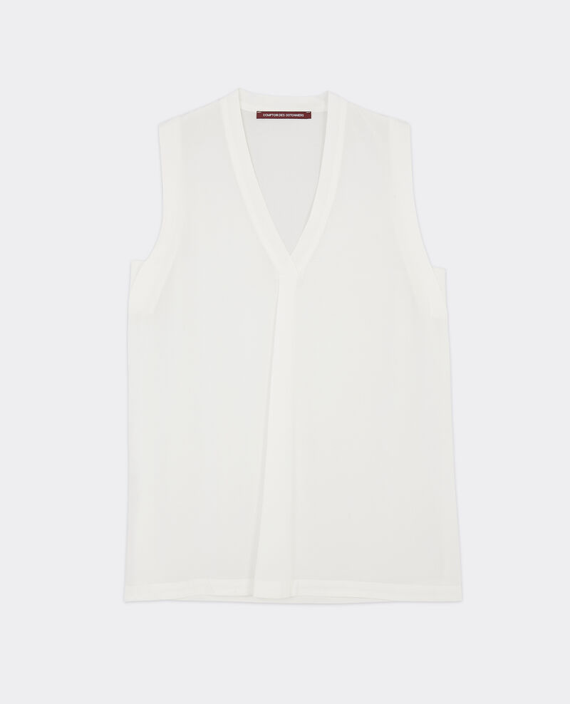 Top sans manches Off white Bobby