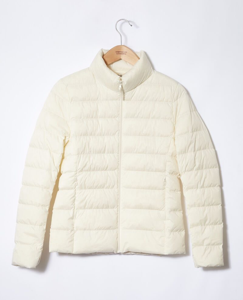 Doudoune ultra light Off white Fuldown