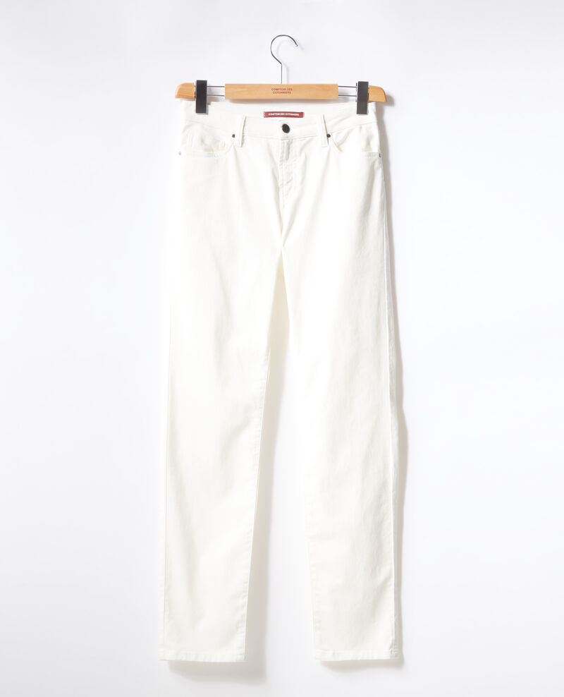 Jeans cigarette OFF WHITE