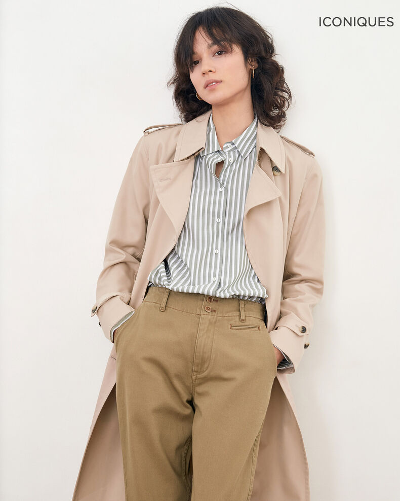 Trench TAN