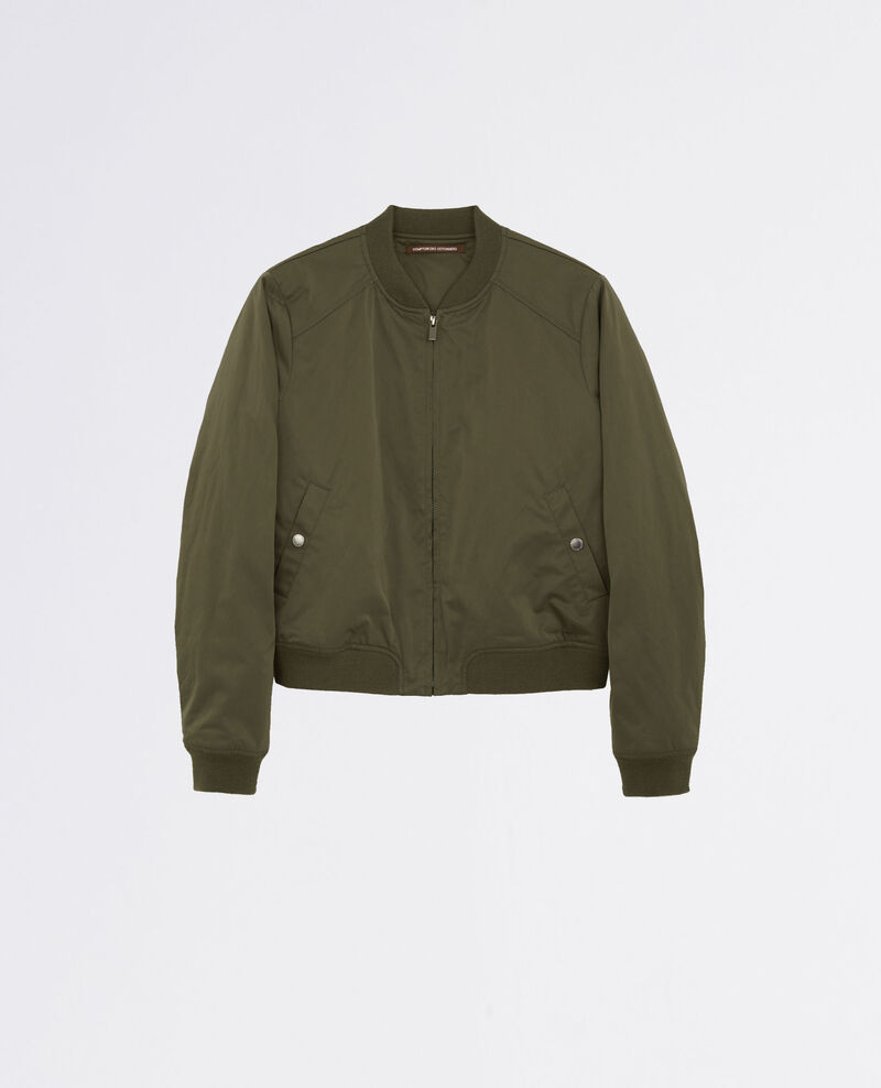 Veste style bombers Black olive 9combers