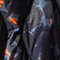 Doudoune pocketable imprimée Blossom shadow indigo/navy Fefile