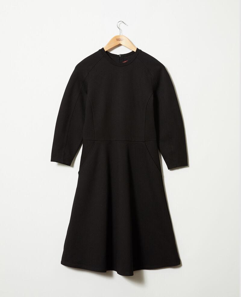 Robe patineuse Noir Jastral