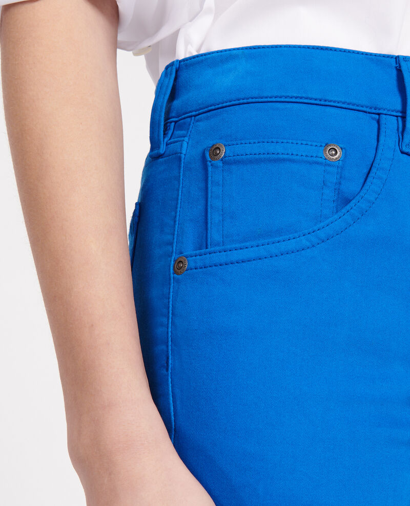 SLIM STRAIGHT - Jean coupe droite Princess blue Lozanne