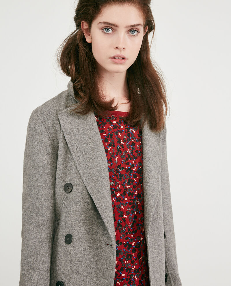 Veste avec laine Medium heather grey 9darabie