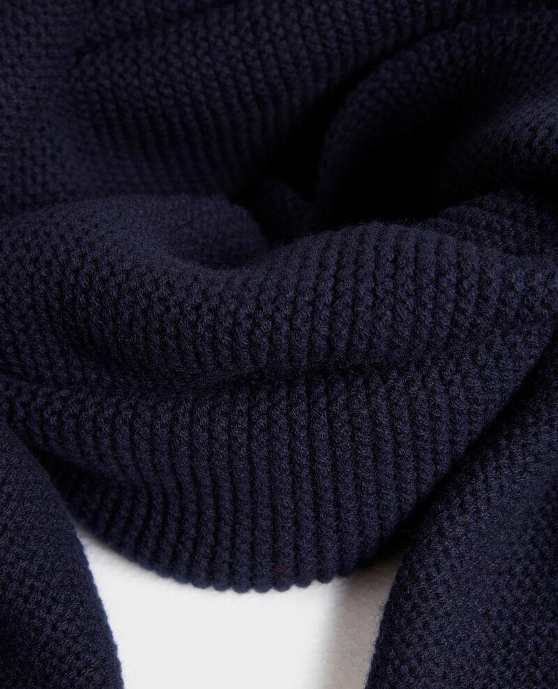 Écharpe longue en laine Night sky Moiron