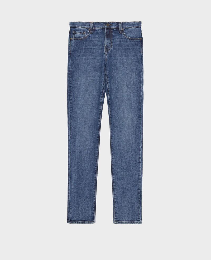 LILI - SLIM - Jean 5 poches Denim medium wash Mandro