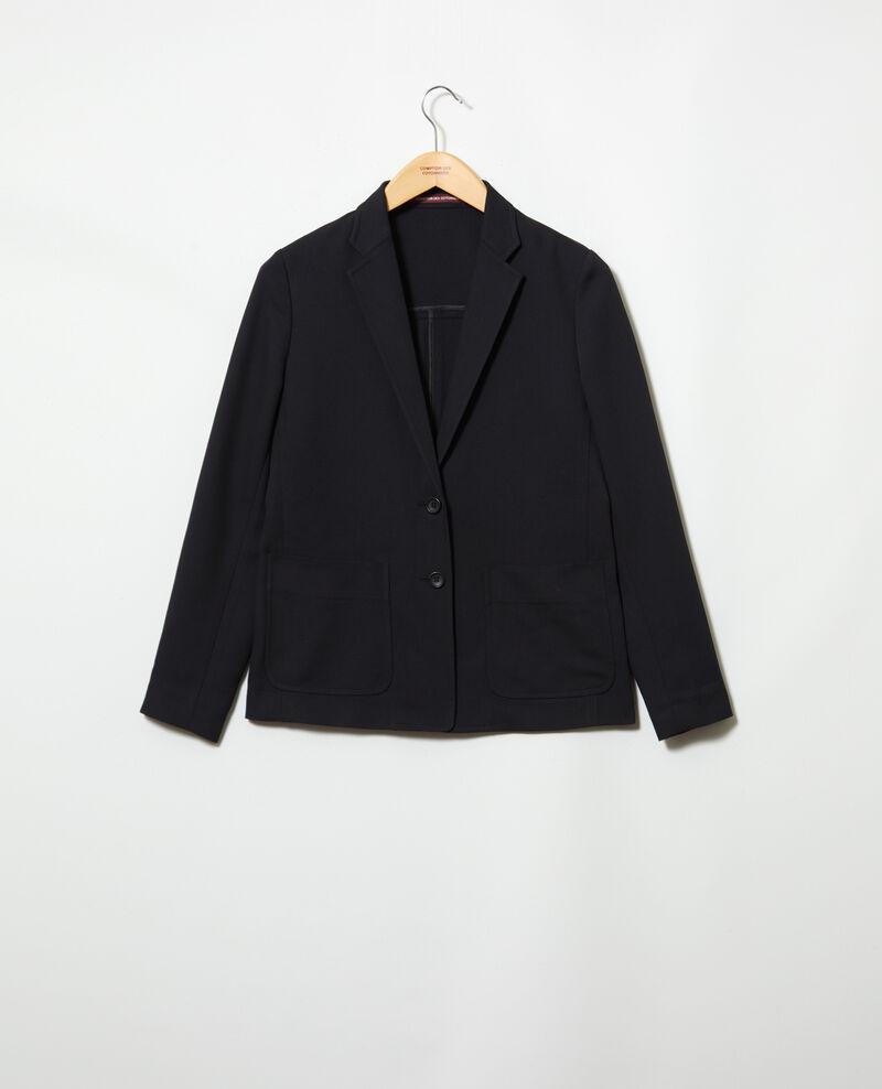 Veste de costume Noir Iociba