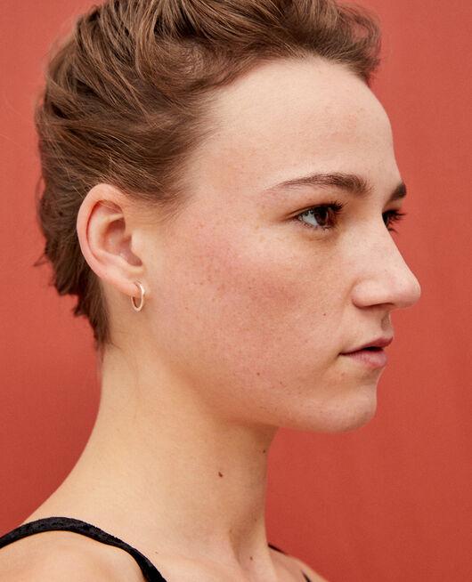 Boucles d'oreilles rondes COOPER