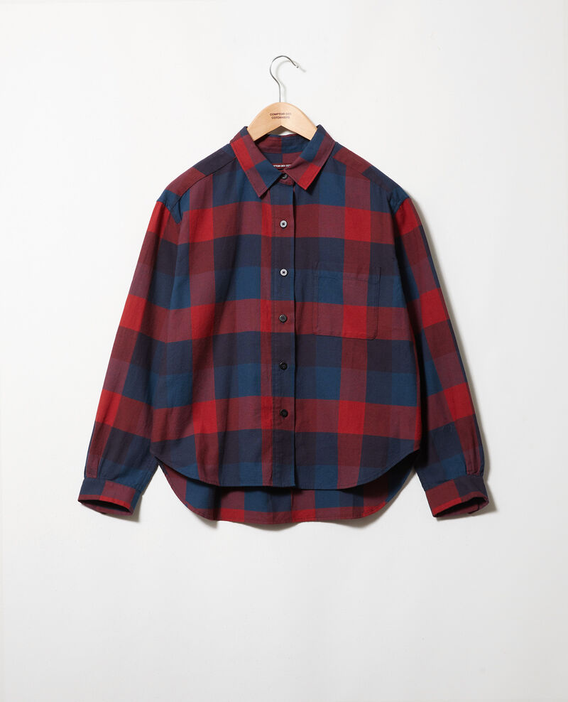 Chemise à carreaux  Check Jivonnu