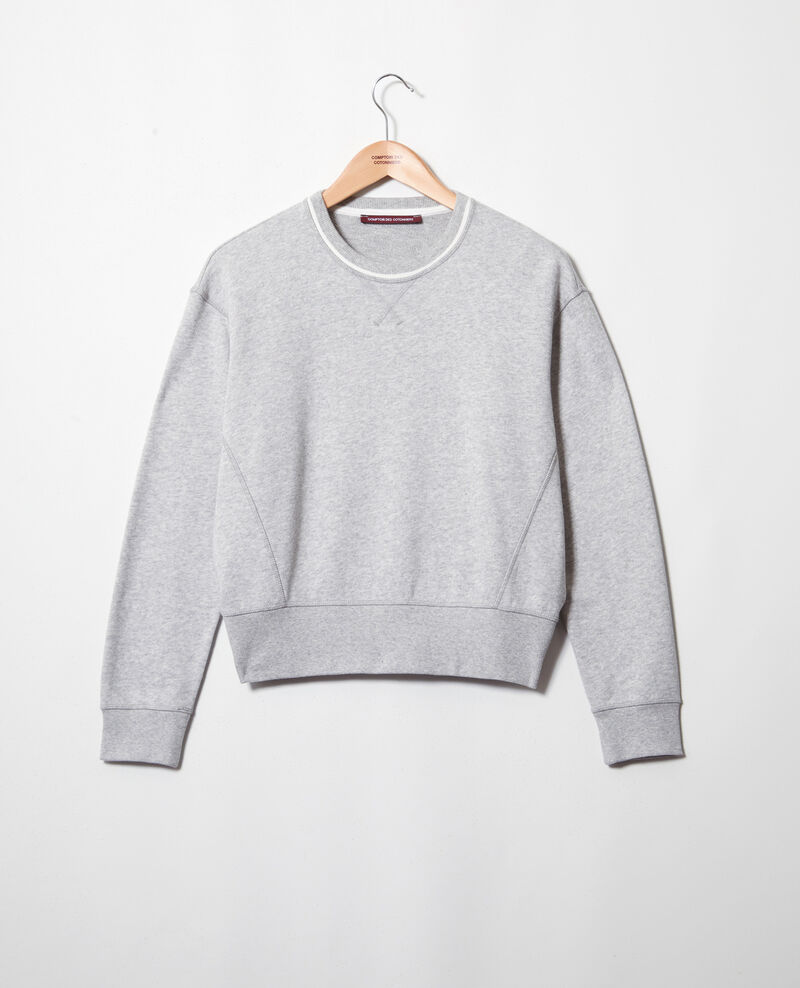 Sweatshirt lifewear Heather gr/ow Indie