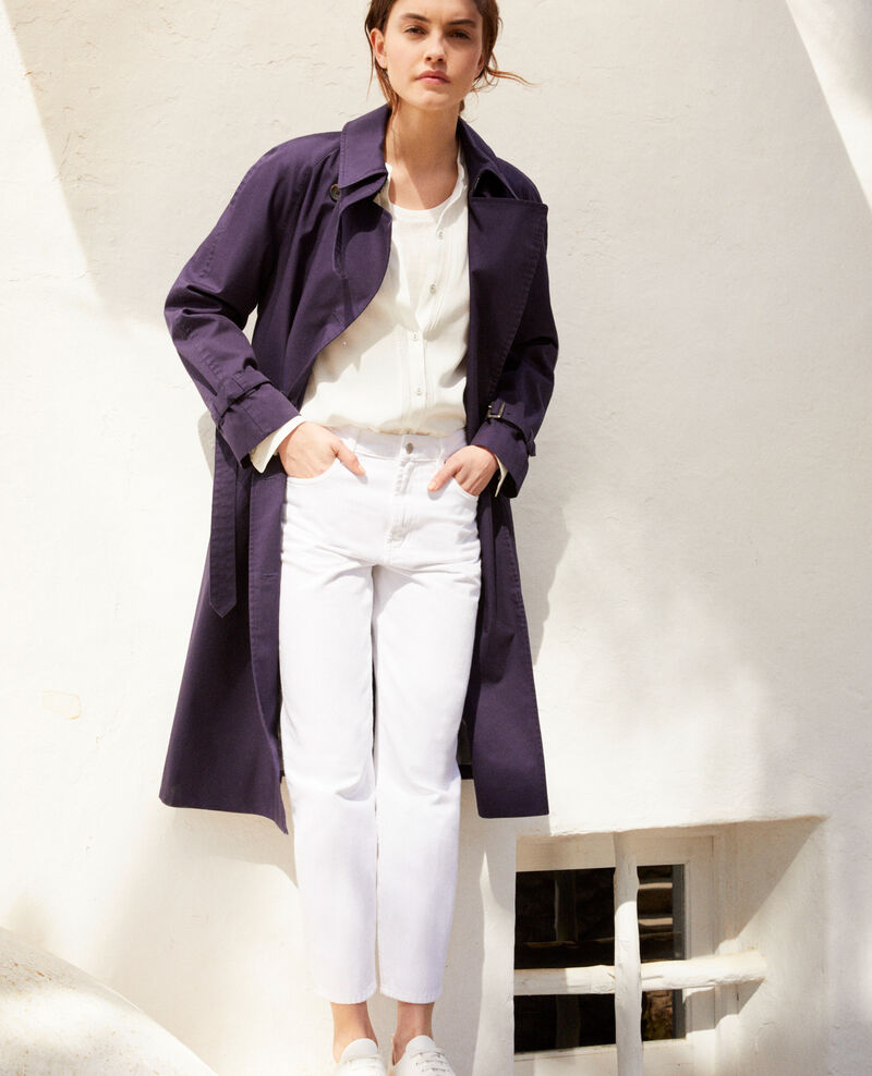 Trench intemporel Ink navy 9illary