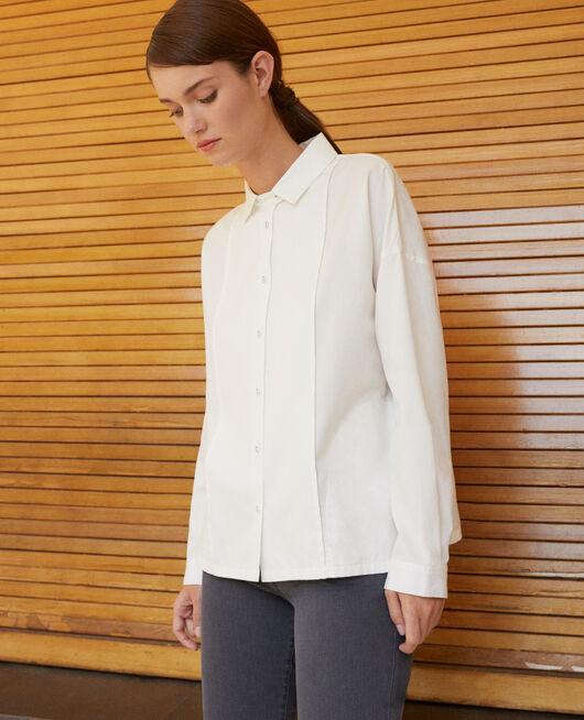 Chemise coupe droite OFF WHITE