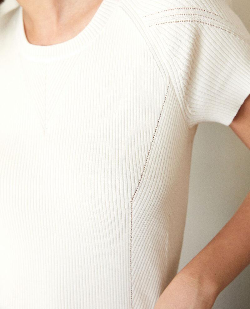 Pull en coton Off white Gildas