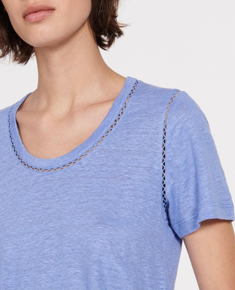 T-shirt en lin Persian jewel Lye