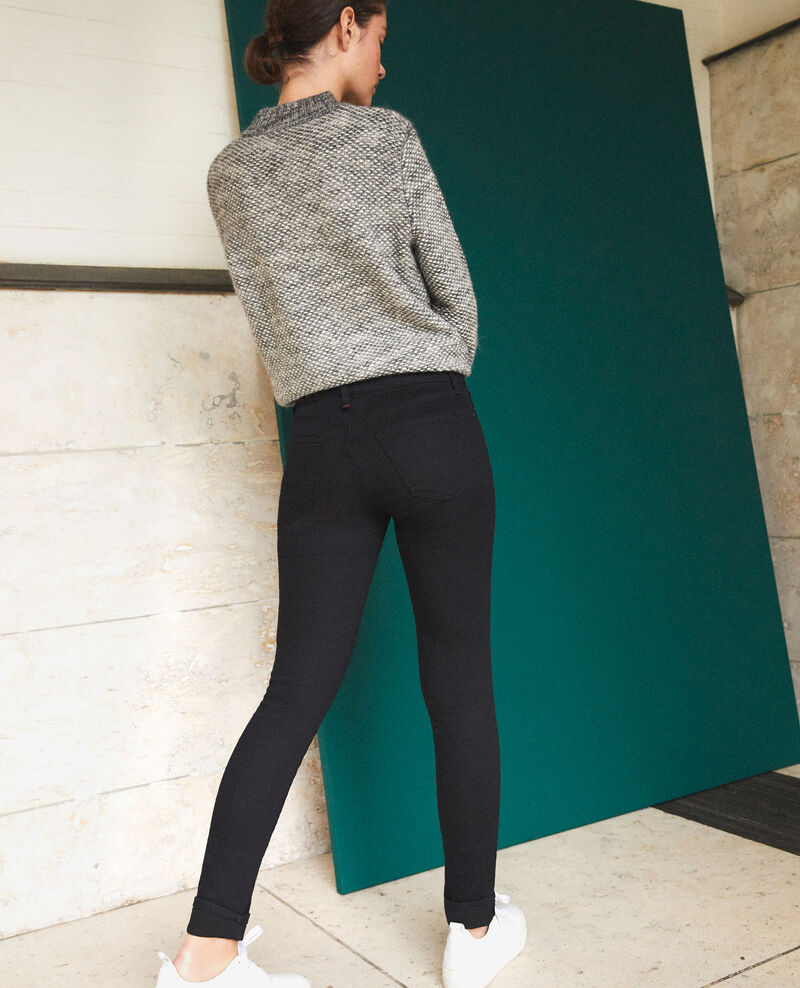 Jean skinny regular Noir Dorm