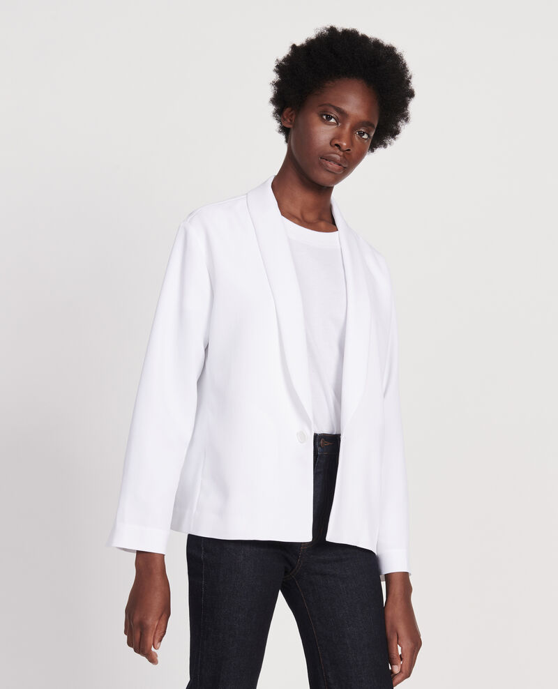 Veste de smoking Optical white Levibal