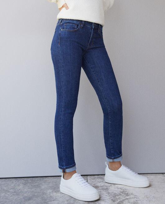 Jeans slim STONE BLUE