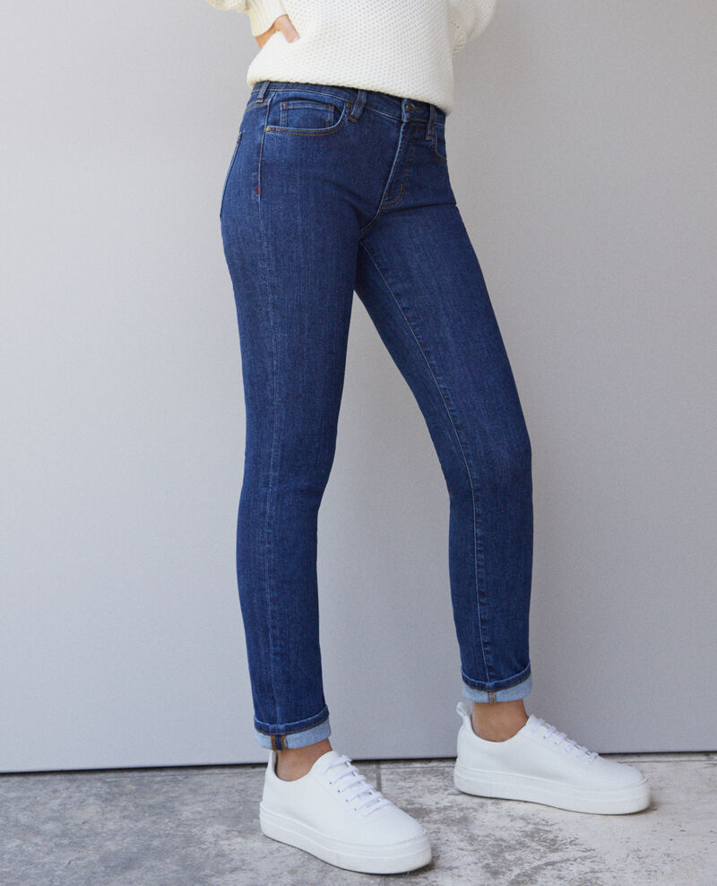 Jeans slim Stone blue 9bibou