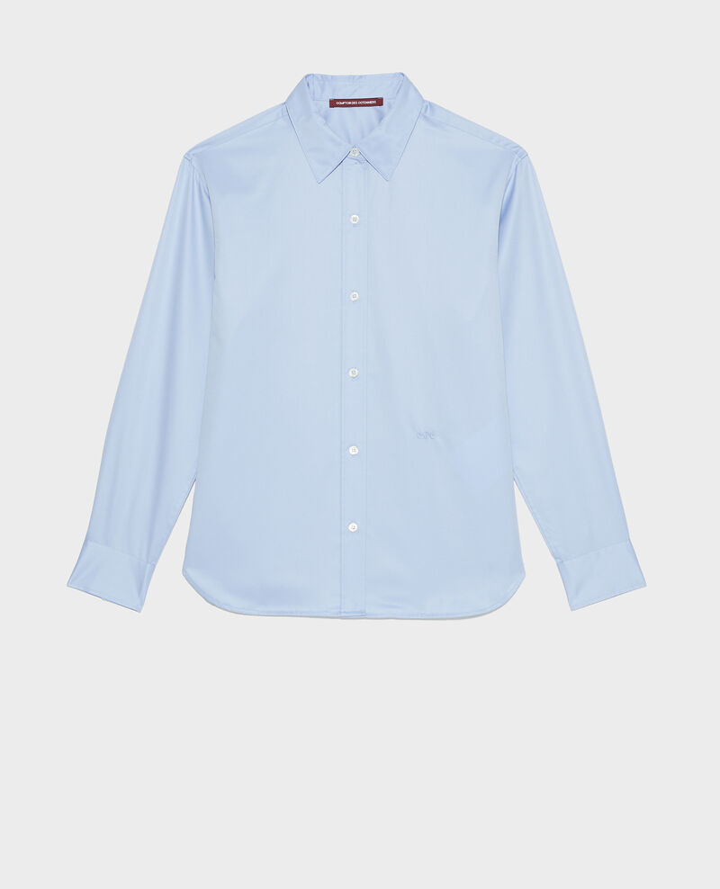 Chemise d'homme en coton Supima Classic blue Mynde