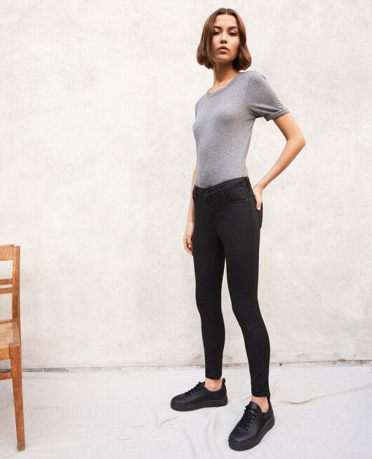 Jean skinny regular NOIR