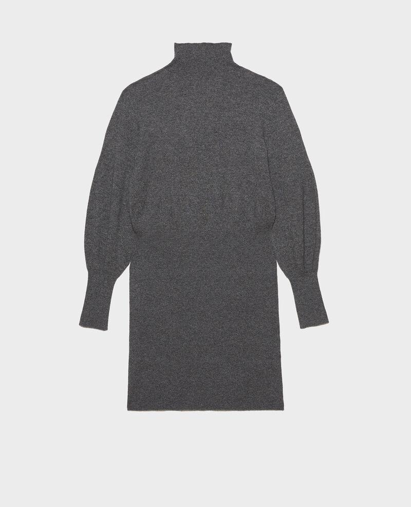 Robe pull en cachemire Medium grey melange Manin