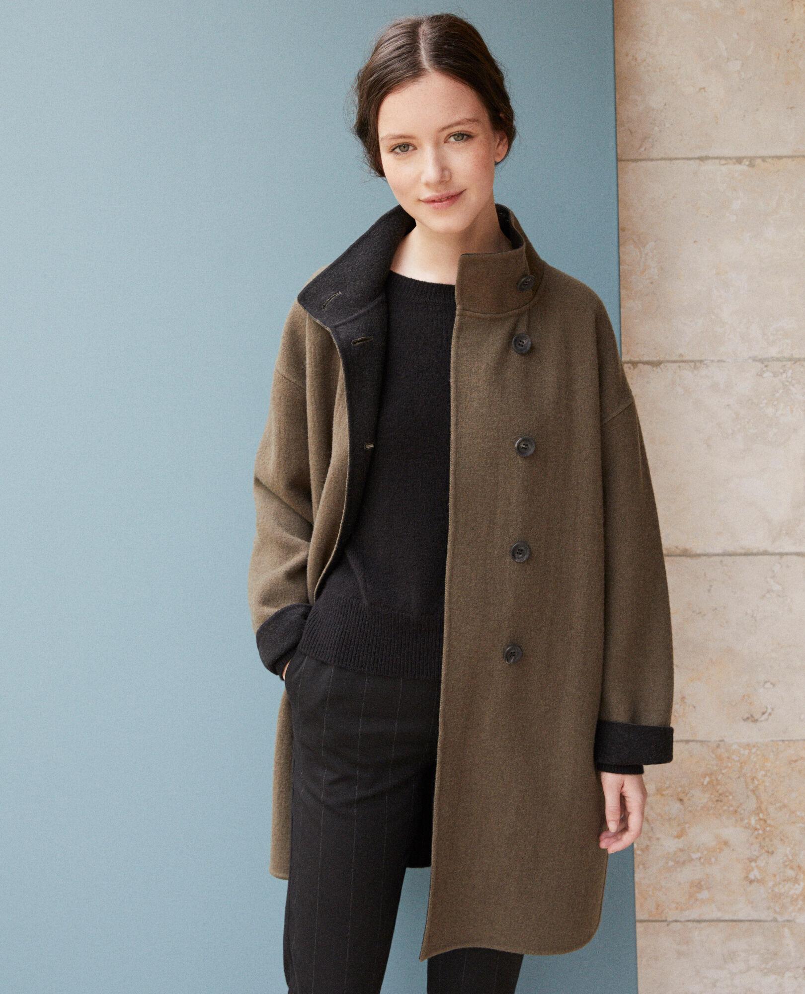 Manteau femme comptoir des cotonniers