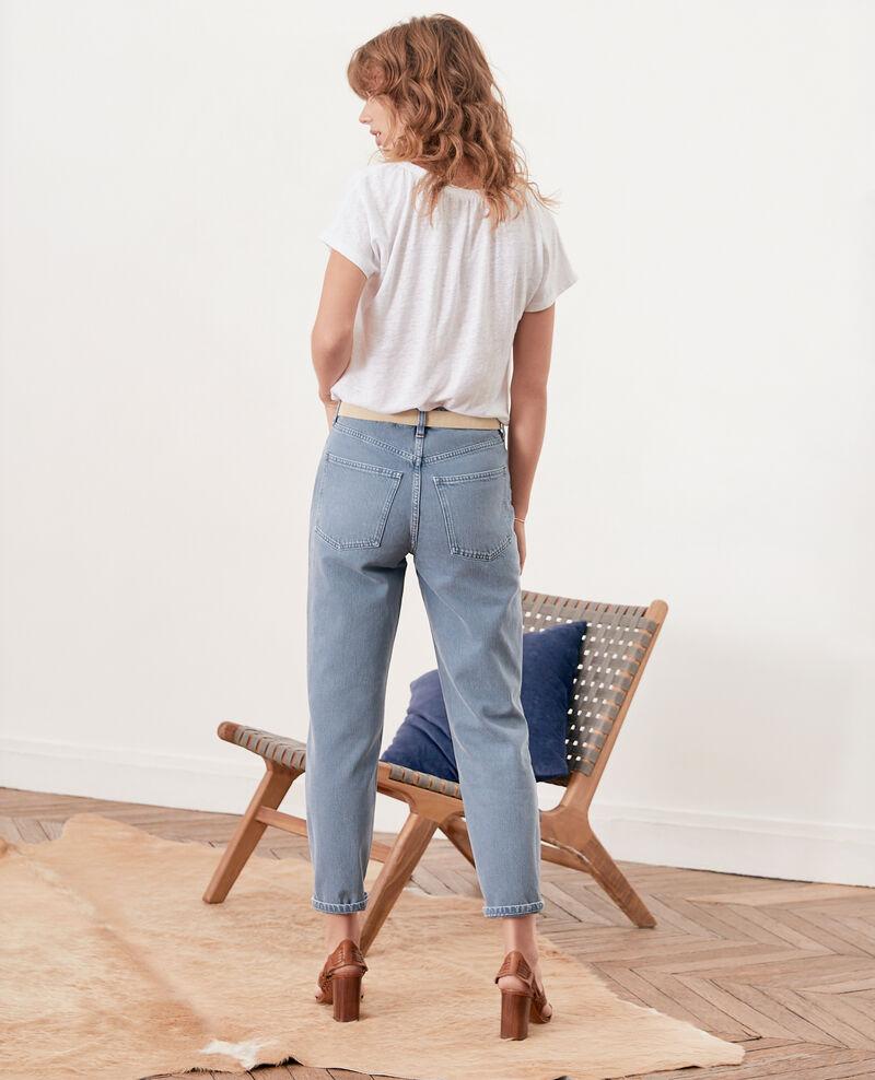 Jeans vintage fit Alpine blue Farrago