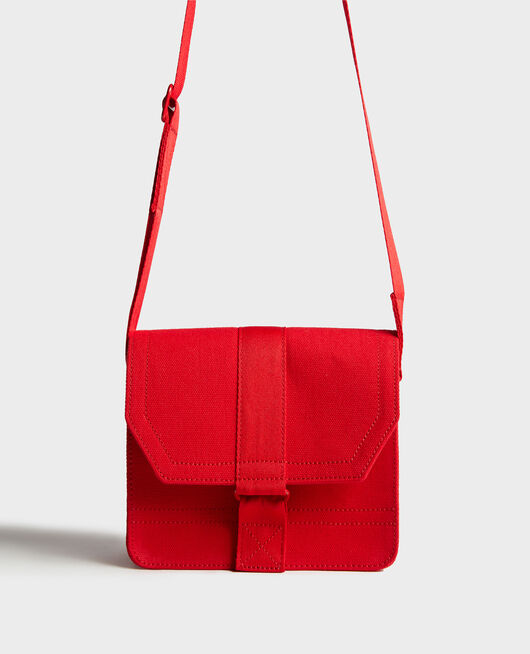 Sac en toile FIERY RED