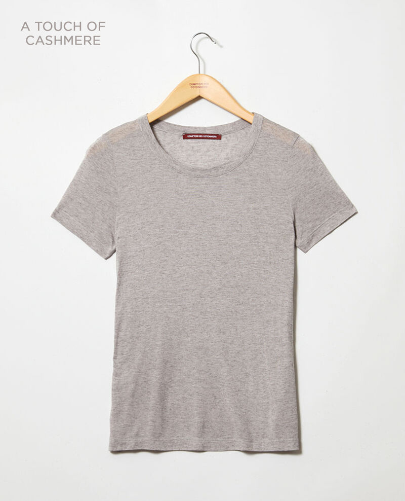 T-shirt intemporel Heather grey Impax