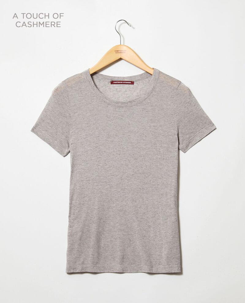 T-shirt intemporel Heather grey Impax