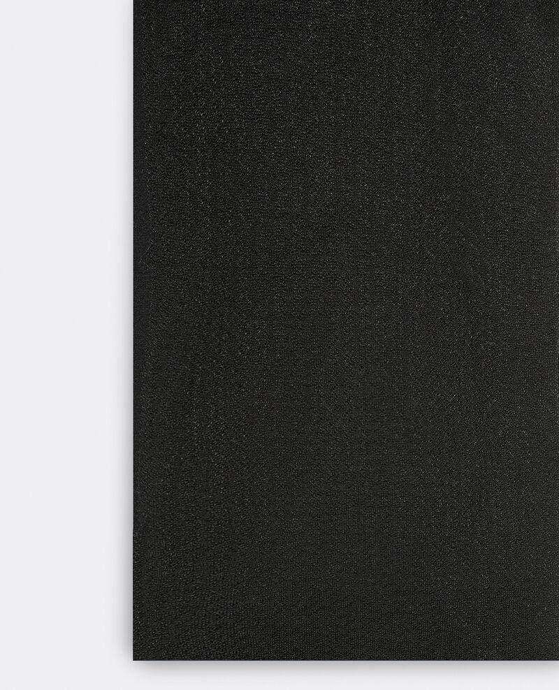 Collant fantaisie Noir Gambettine