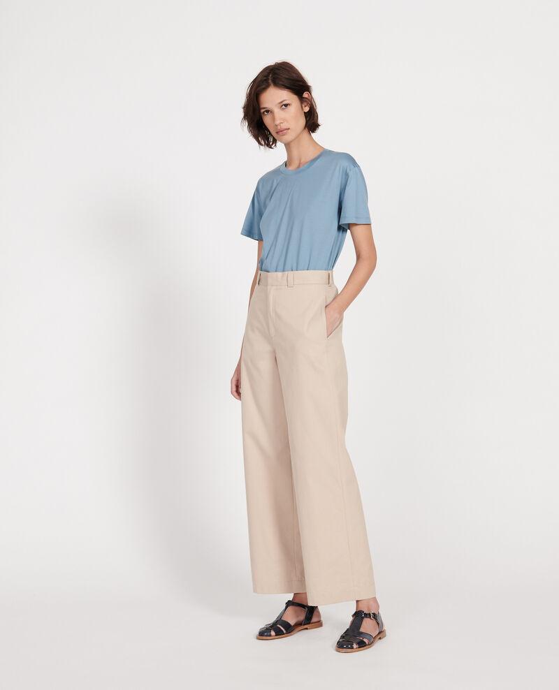 T-shirt coton manches courtes col rond Bluestone Lirous