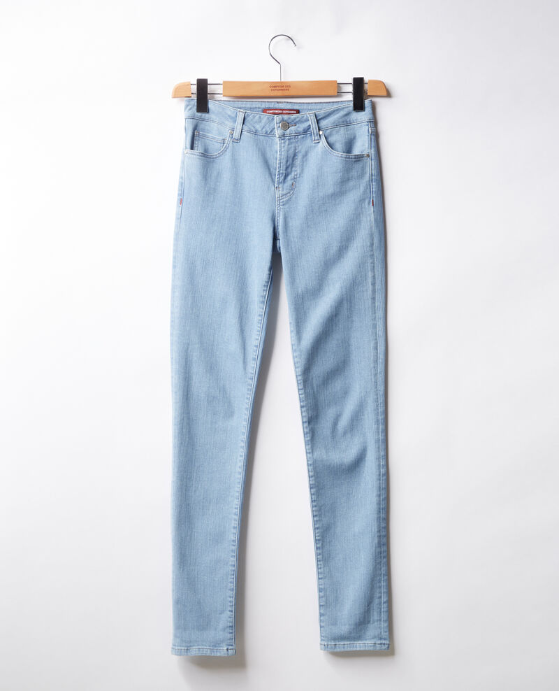 Jeans skinny California blue shade Fanage