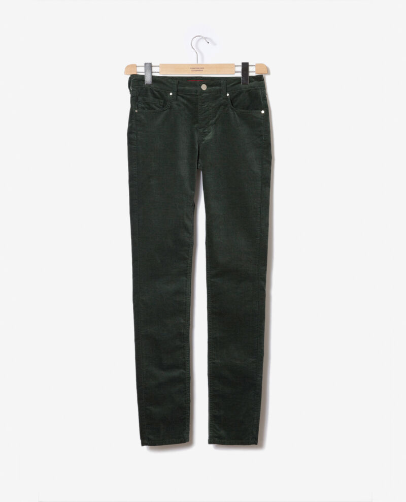 Jean coupe slim Forest green Guillemin