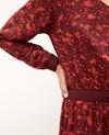 Robe élastiquée à la taille Fc rust Gapricorne