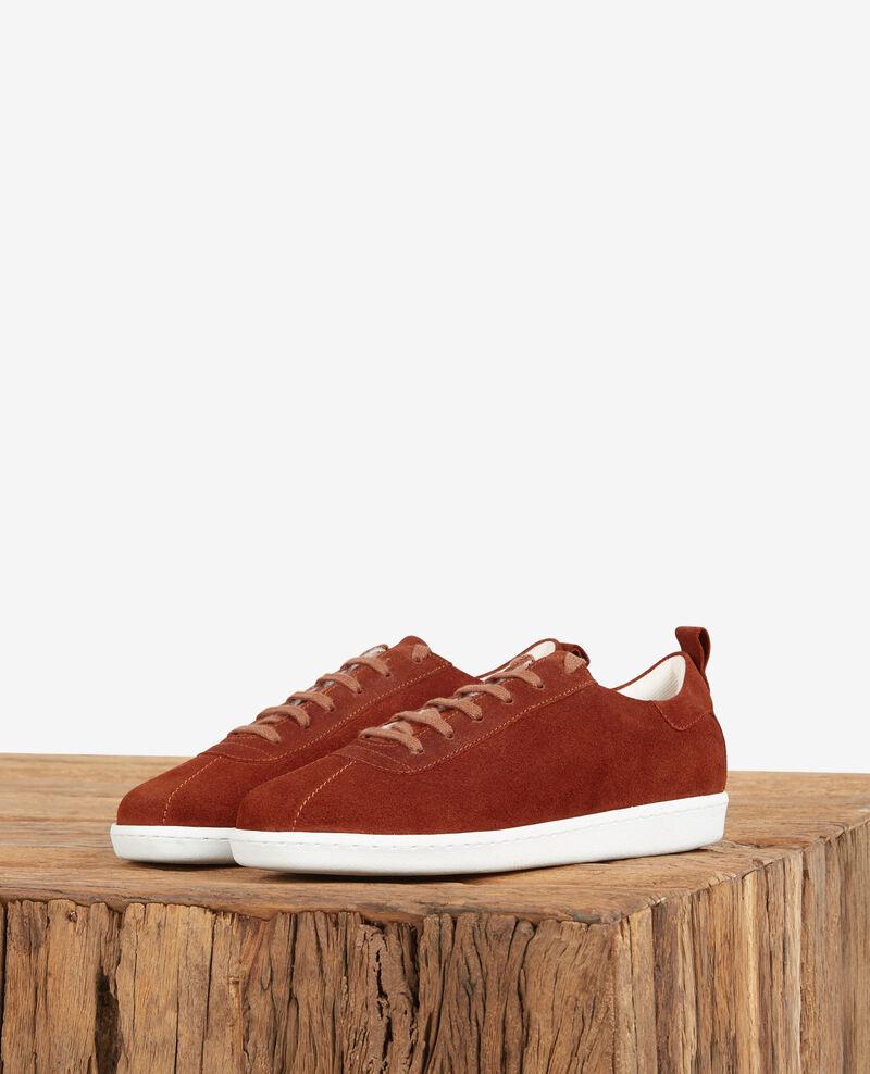Sneakers en cuir Rust Delaver