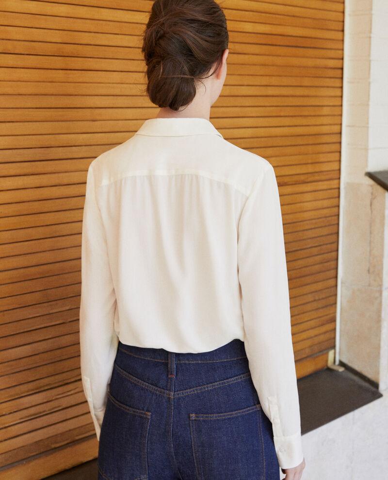 Chemise coupe droite Off white 9danimo