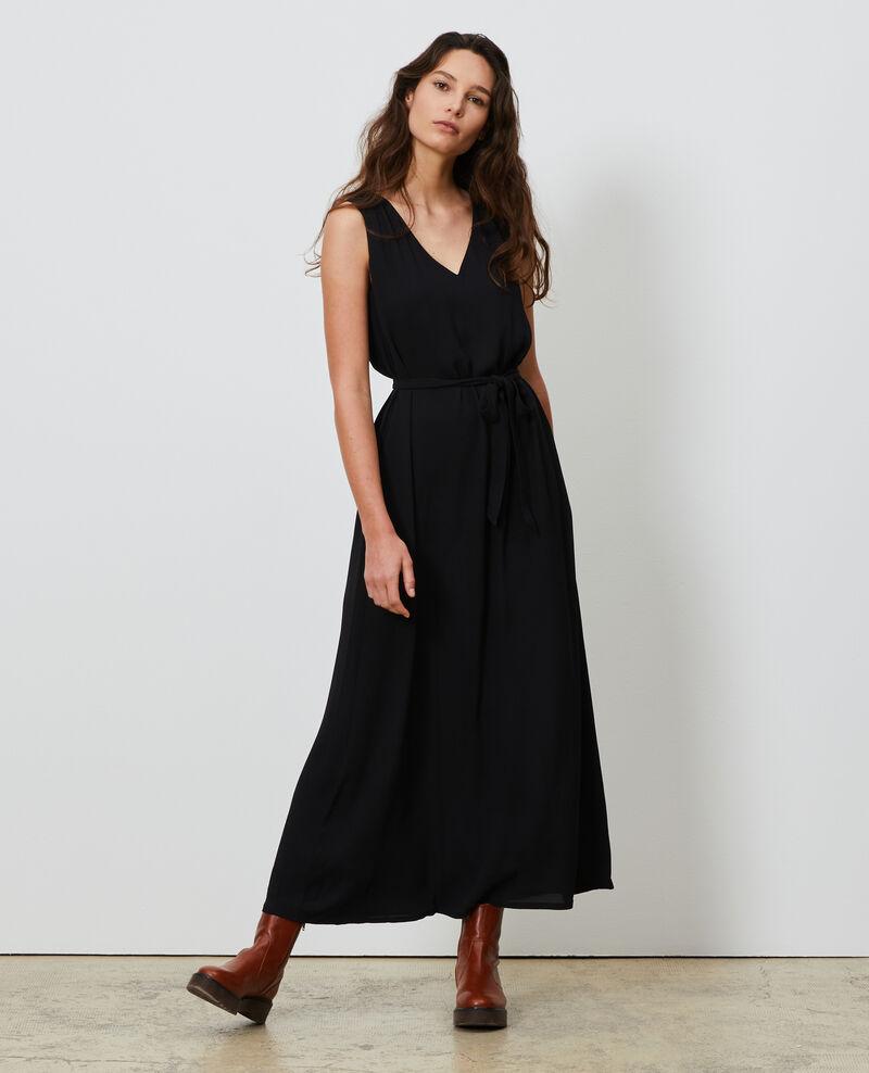 Robe longue Black beauty Lalonde