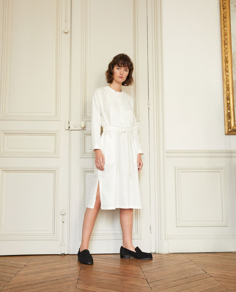 Robe avec plastron Off white Gerrone