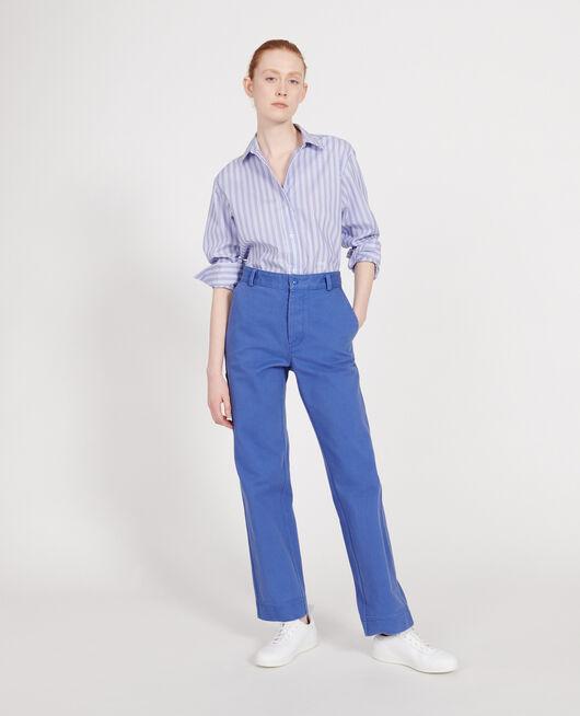 Pantalon de peintre AMPARO BLUE