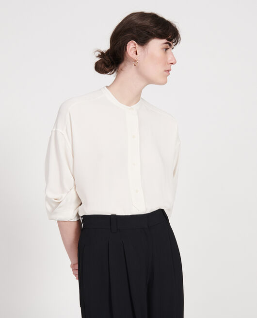 Blouse ample en viscose GARDENIA