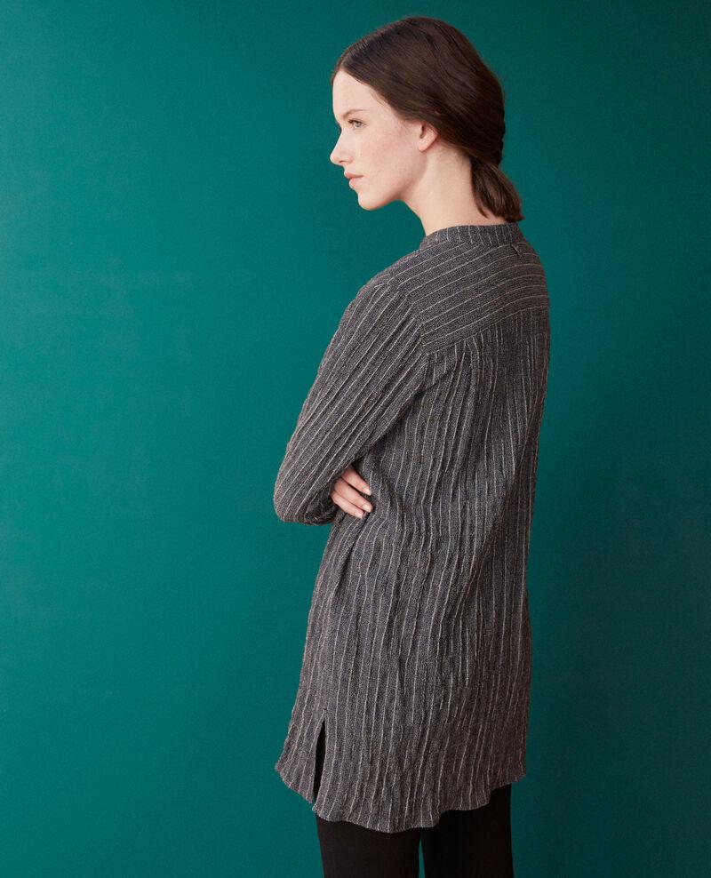 Chemise avec de la laine Peacoat/cloud dancer Gasie