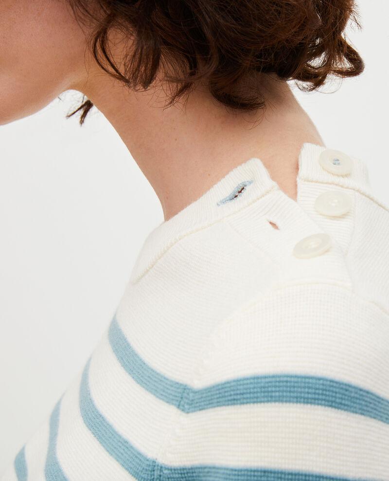 MADDY - Pull marin en laine Str_jetstr_trs Liselle