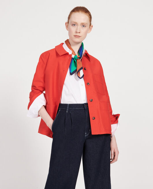 Veste de travail FIERY RED
